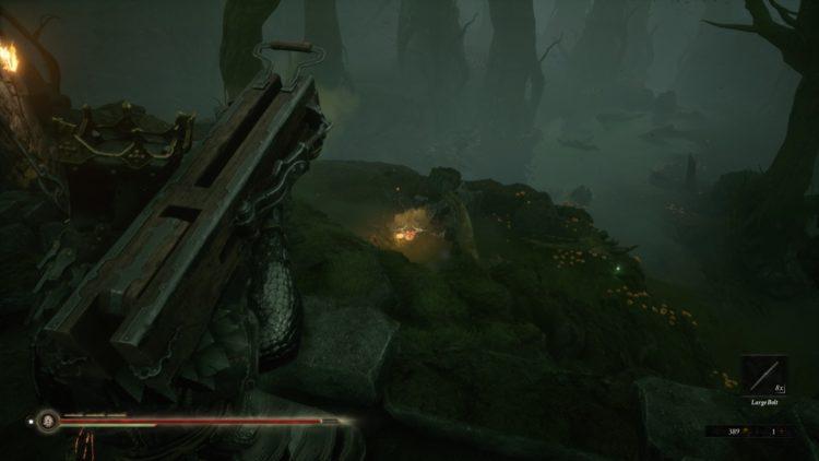 Mortal Shell How To Get Ballistazooka 2