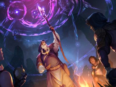 Legends of Runeterra Invoke reveal