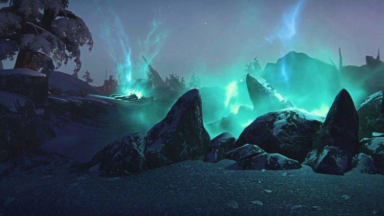 Planetside 2 The Shattered Warpgate Energy Geysers