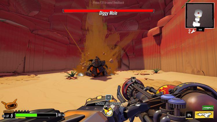 Robo Quest impressions arena
