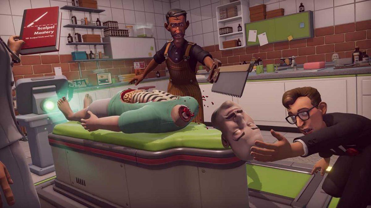 Surgeon Simulator 2 Debuts New Co Op Trailer, Madness Ensues (2)