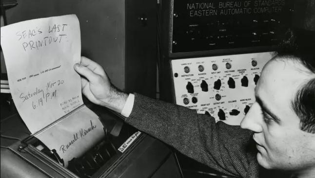 Pixel inventor Russell Kirsch dies at 91