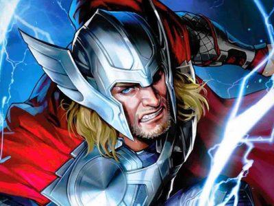 Thor Fortnite Epic Season 4