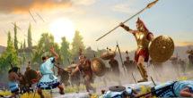 Total War Saga Troy Achilles Guide Hot Blooded Achilles Living Legend