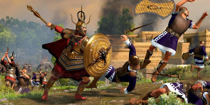 Total War Saga Troy Agamemnon Guide King Of Men Lion's Share