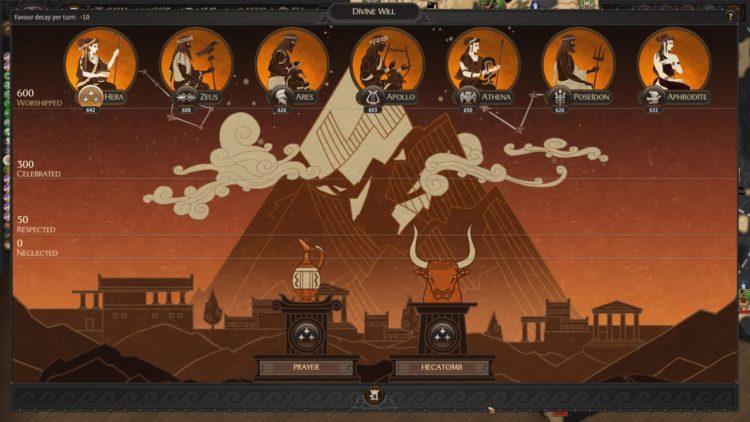 Total War Saga Troy Divine Will Guide Best Gods And Goddesses 3