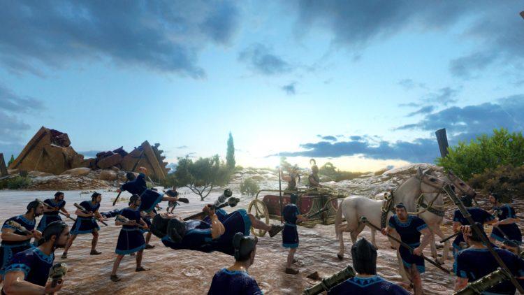 Total War Saga Troy Beginners Guide Chariot