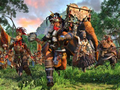 Total War Three Kingdoms The Furious Wild Nanman Dlc Announcement