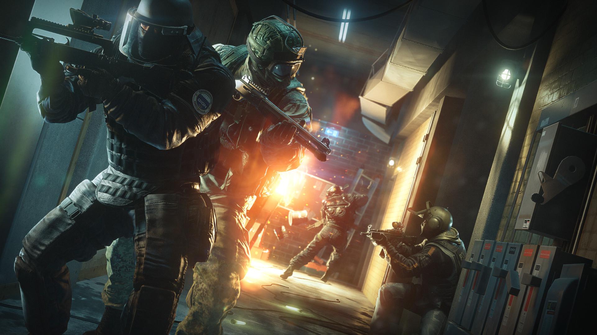 Ubisoft Refreshes Players On Rainbow Six Siege Matchmaking Ranking System (2)