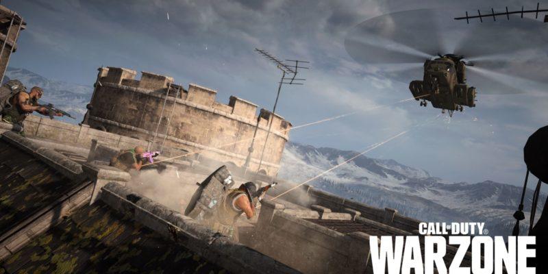 Warzone mode