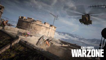 Warzone Prison Shack