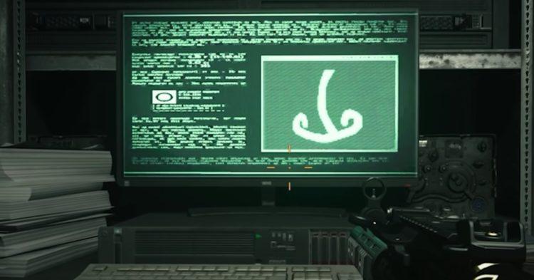 Warzone Computer Stadium Easter Egg