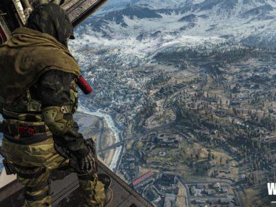 Warzone parachute bug
