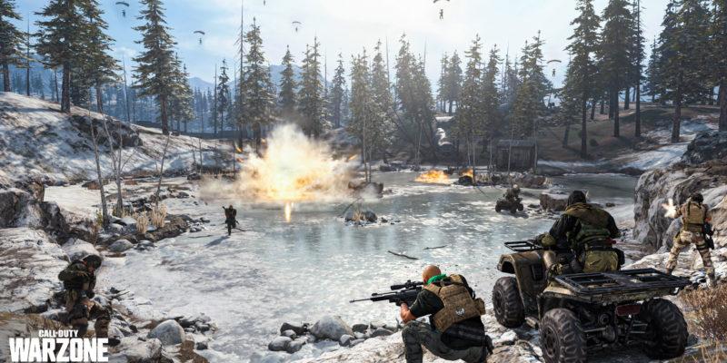 Warzone Nuke