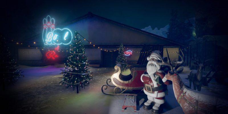 Wasteland 3 Clown Museum Santa's Workshop Elf On A Shelf Sidequest