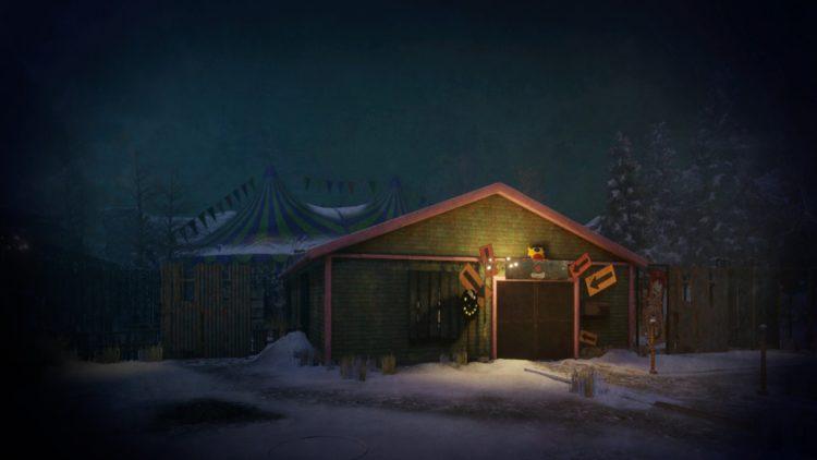 Wasteland 3 Clown Museum Santa's Workshop Elf On A Shelf Sidequest 1a