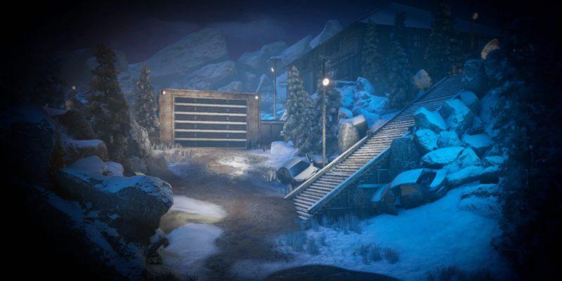 Wasteland 3 Frontier Justice Nelius Dorsey Snowed Inn Resort
