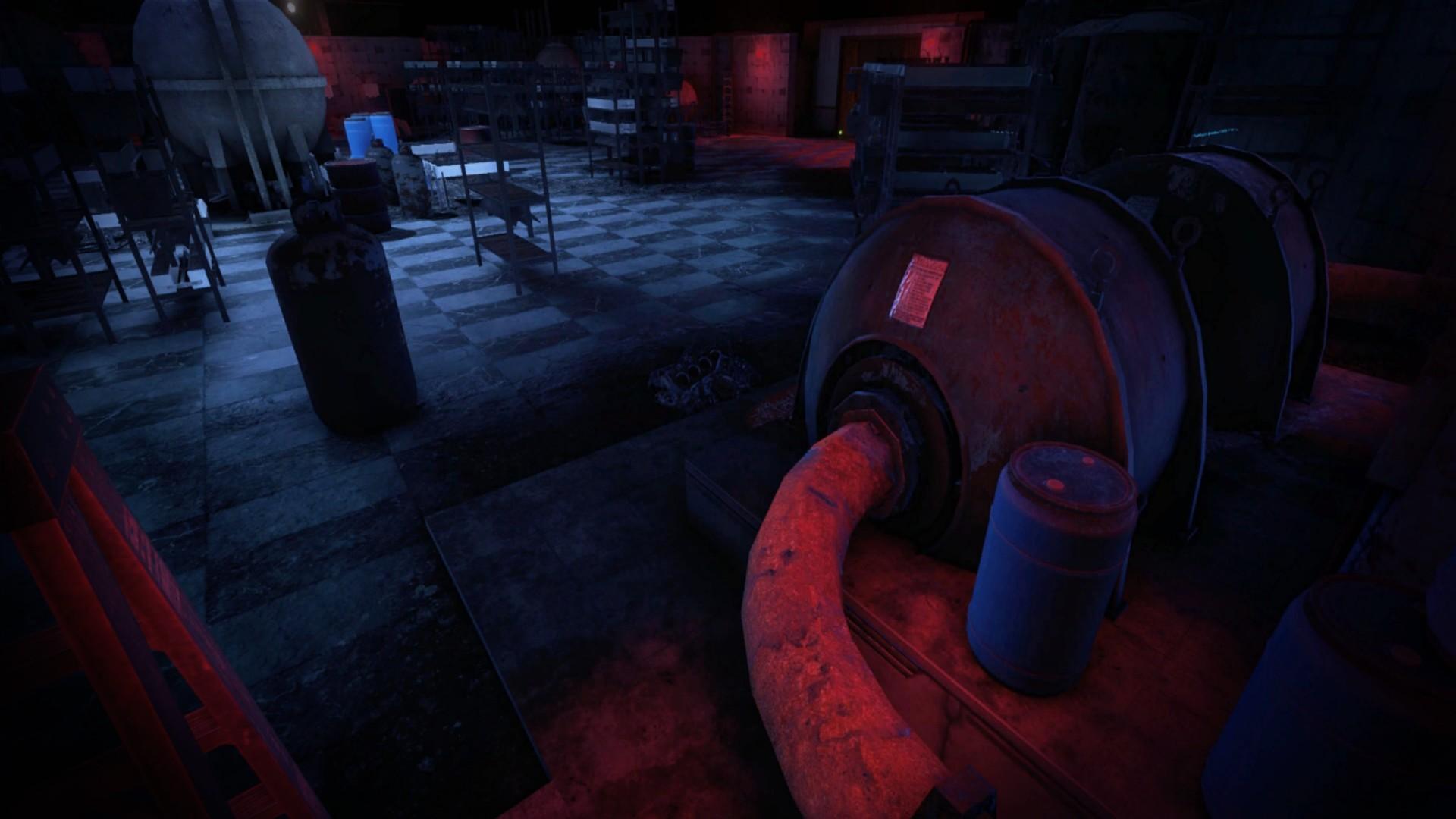 Wasteland 3 Ironclad Cordite Old Survivalist Bunker