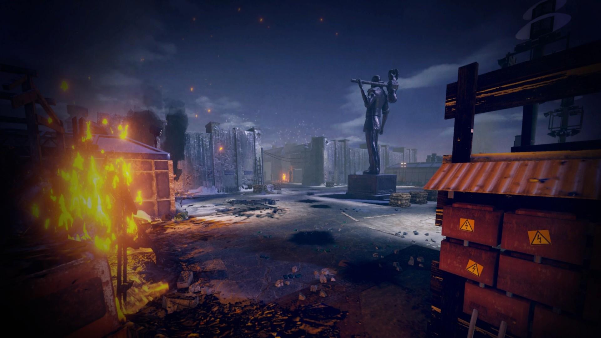 Wasteland 3 Final Battle Final Act Angela Deth Or Patriarch