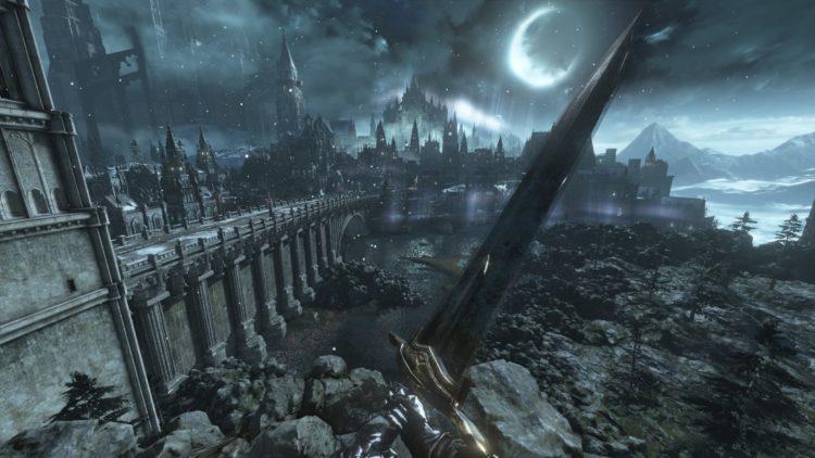Dark Souls 3 Challenge Mod First Person