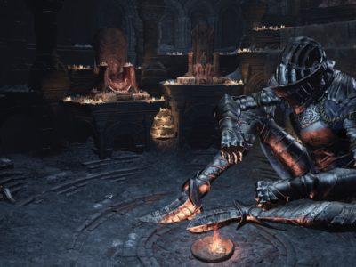 Dark Souls 3 Challenge Mod Size Modifier
