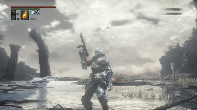 Dark Souls 3 Challenge Mod Third Person Camera