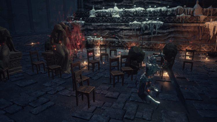 Dark Souls 3 Challenge Mods Barrel Souls