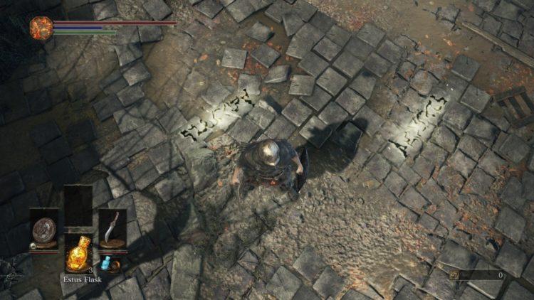 Dark Souls 3 Challnege Mod Top Down Camera