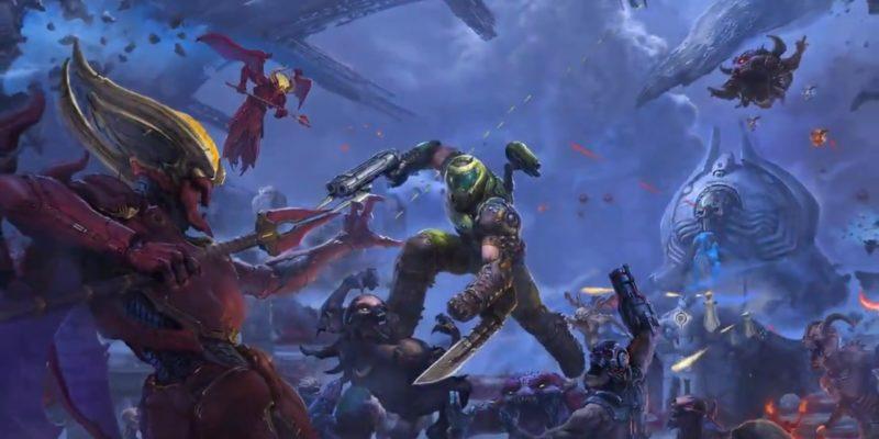 Doom Eternal The Ancient Gods teaser