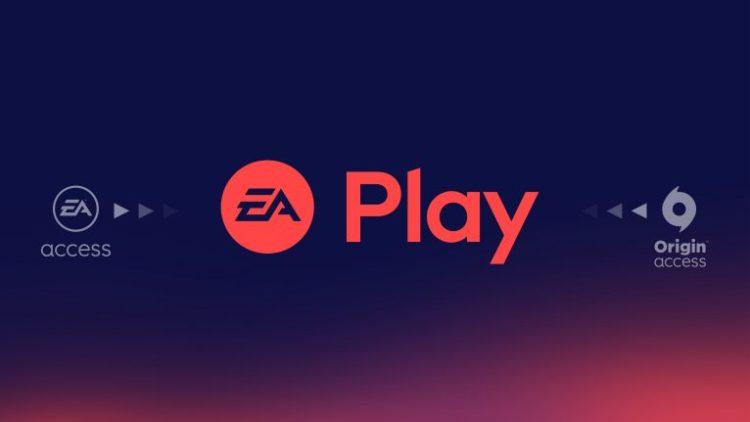 Ea Play Rebrand