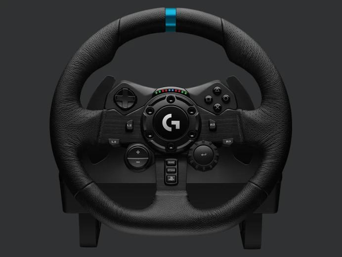 Logitech G923 PS4