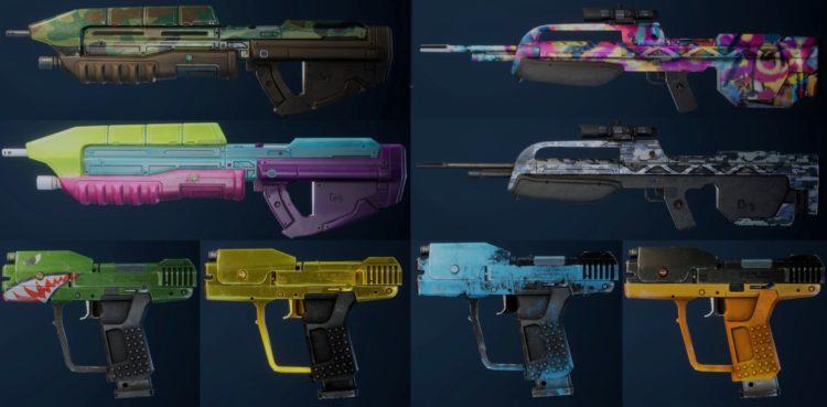 Halo Mcc Season 3 Guns Hiweb