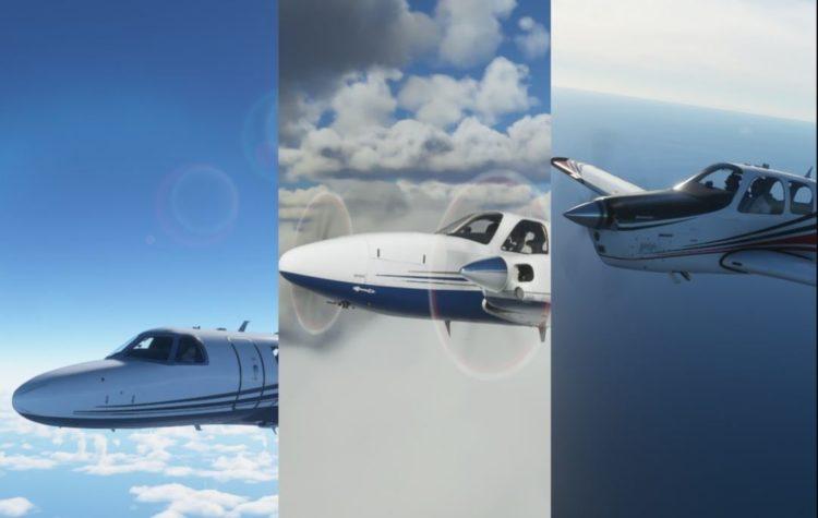Microsoft Flight Simulator 120 Edition