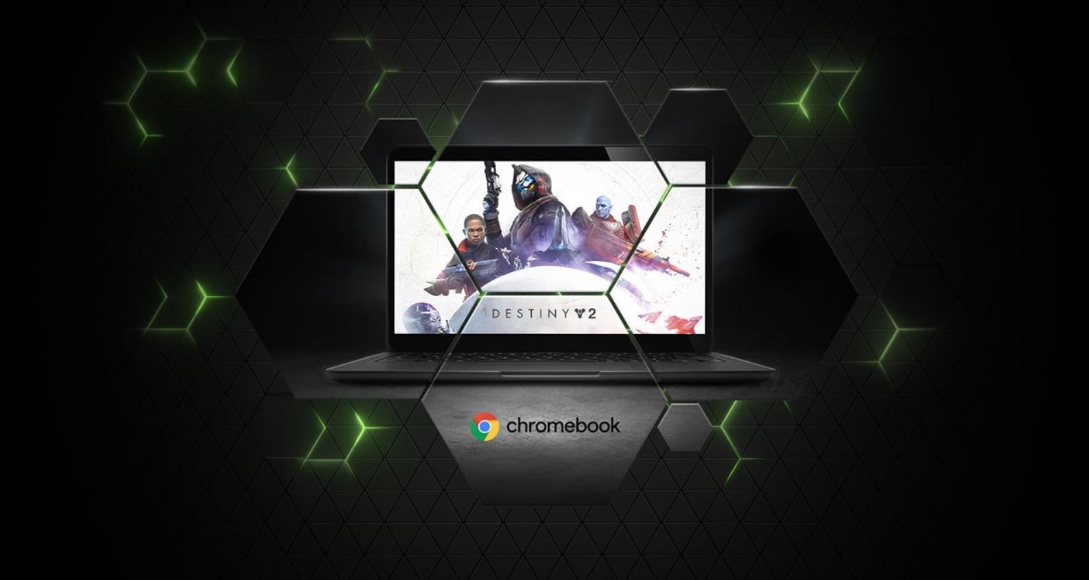 Nvidia Geforce Now Chromebook