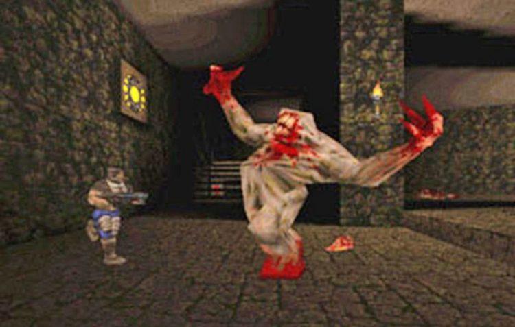 Quake Arcade Tournament
