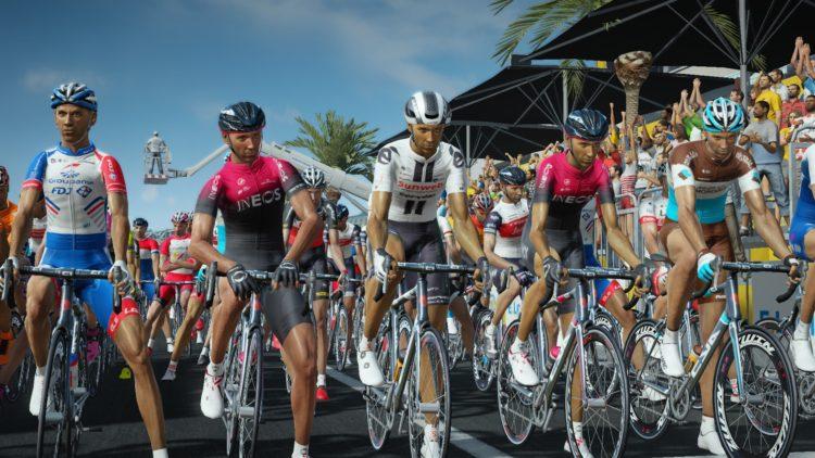 Tour De France 2020 Race Start