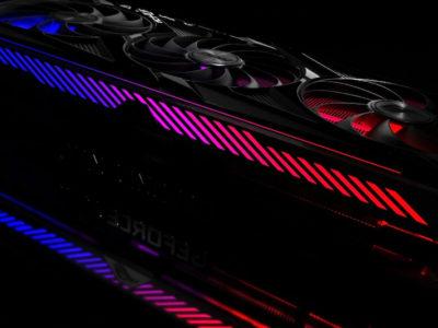Asus GeForce RTX 30 Series
