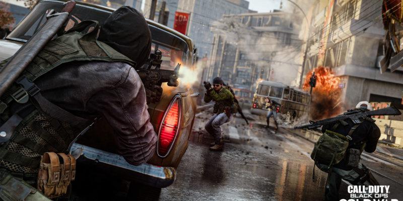 Black Ops Cold War Flinch