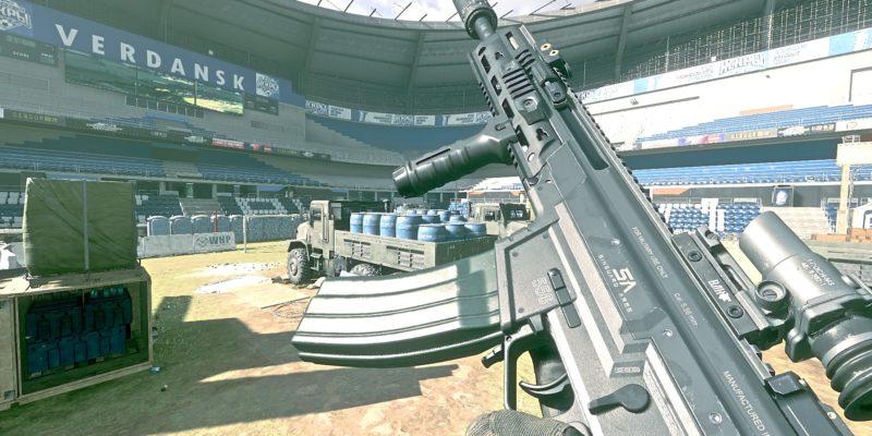 Call Of Duty Warzone Kilo 141 Inspect
