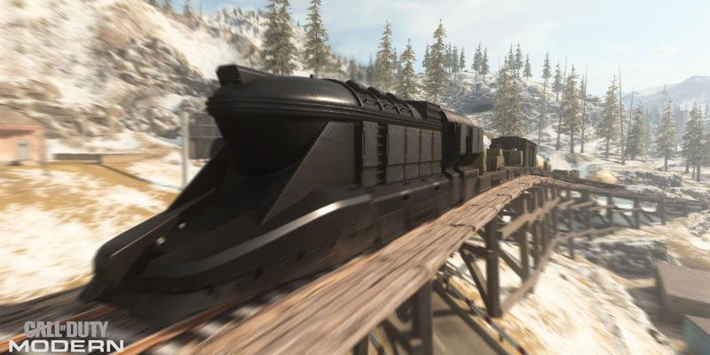 Call Of Duty Warzone Subway