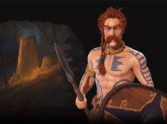 Civilization Vi New Frontier Pass Civilization 6 Ambiorix Gauls Gaul Deity Guide