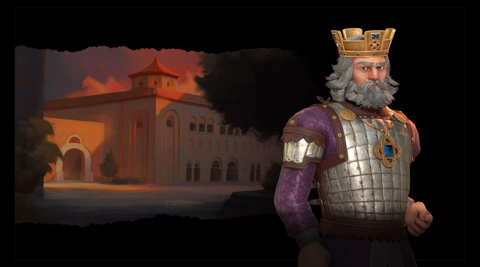 Civilization Vi New Frontier Pass Civilization 6 Basil Ii Byzantium Deity Guide