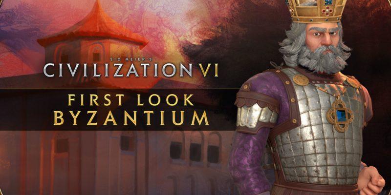 Civilization Vi New Frontier Pass Civilization 6 Byzantium Basil Ii Uniques Feat