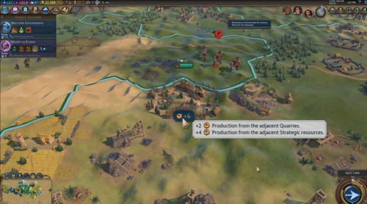 Civilization Vi New Frontier Pass Civilization 6 Gaul Ambiorix Uniques 2