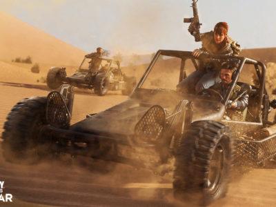 Black Ops Cold War Vehicles