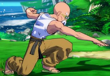Master Roshi Dragon Ball FighterZ