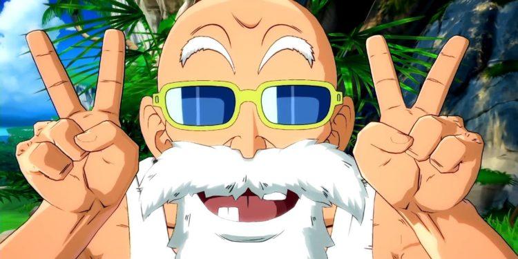 Мастер Роши Dragon Ball FighterZ