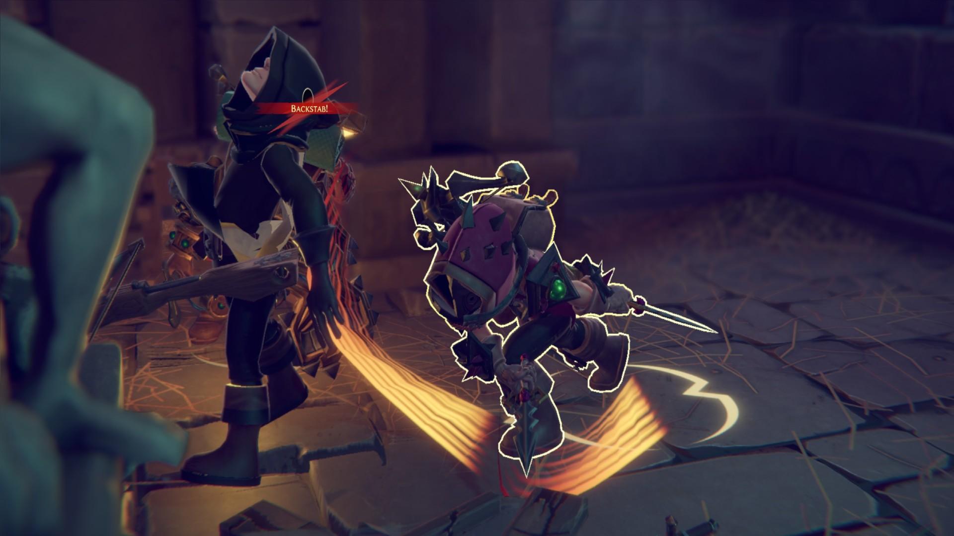 Dungeon Of Naheulbeuk Thief Skills Guide