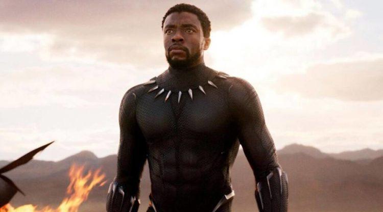 Fortnite Panther's prowl - Chadwick Boseman