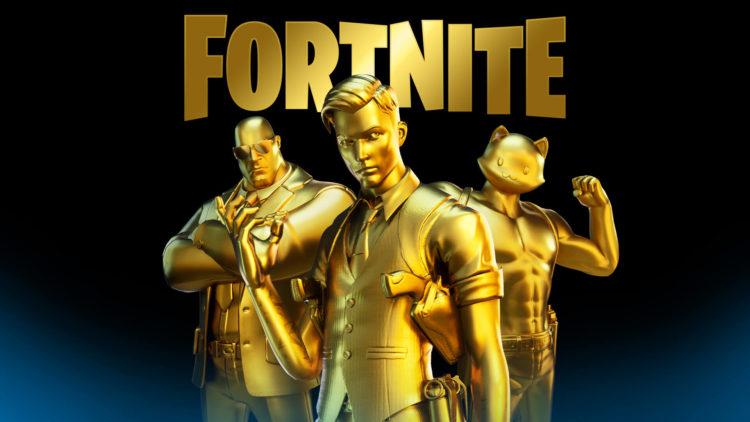 Fortnite skin variants